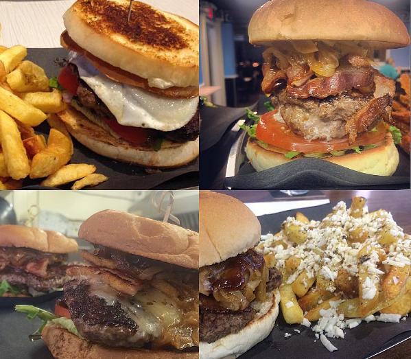 Olympus Burgers